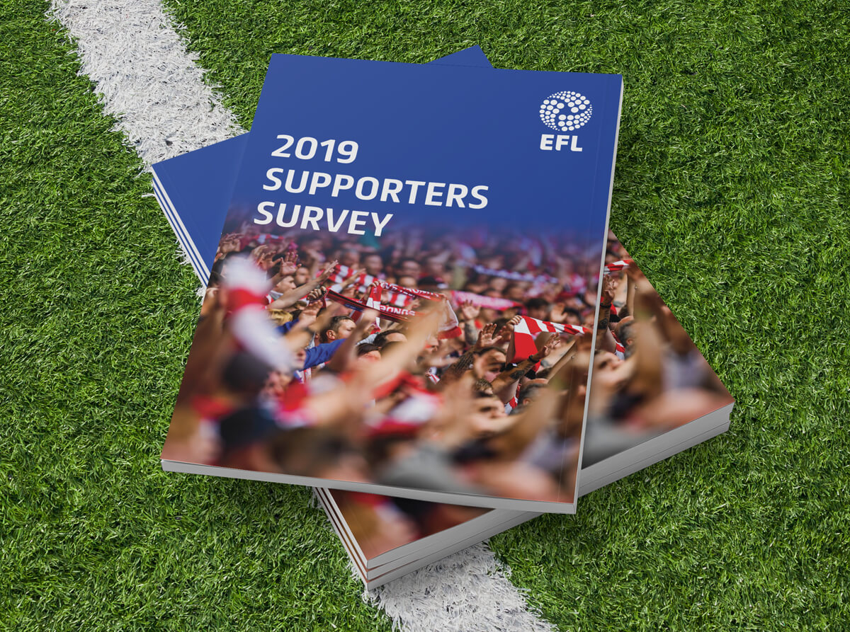 EFL Supporters Survey Report Cover