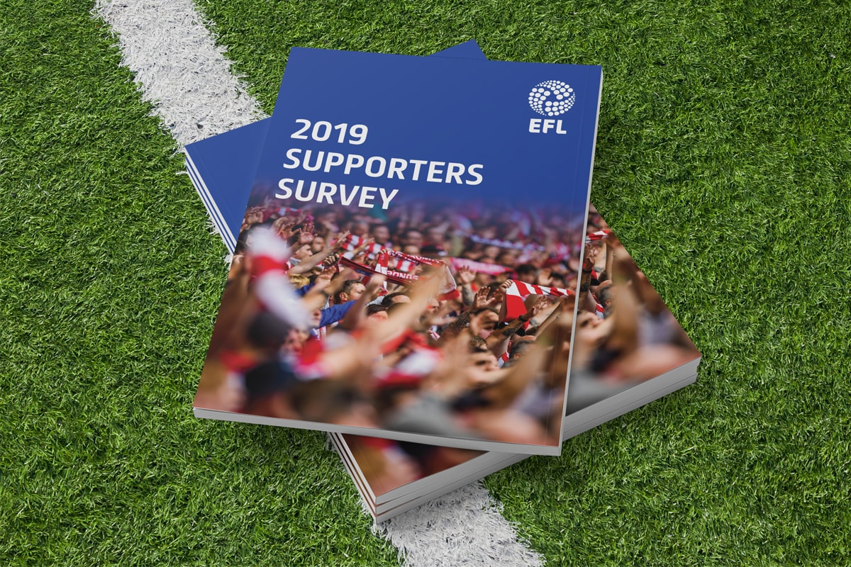 EFL Supporters Survey 2019