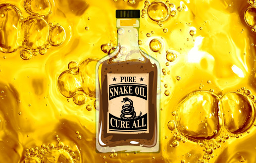 Are Designers selling snake oil?