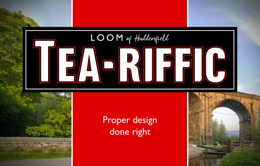 Another tea-riffic blog post